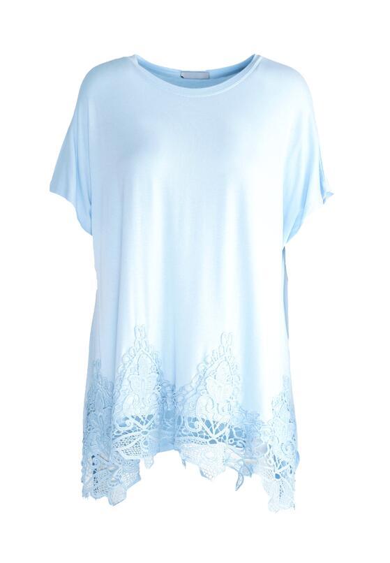 Niebieska Bluzka Needfully