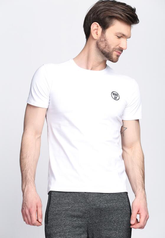 Biała Koszulka Go After