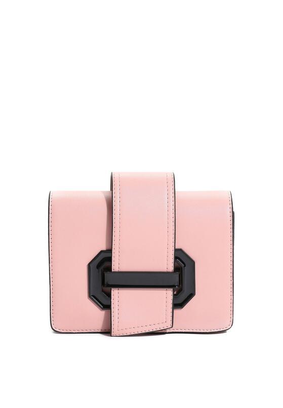 Różowa Torebka Marshmallow