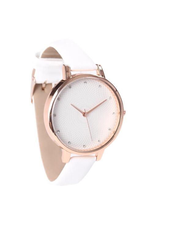 Biały Zegarek Selflessly