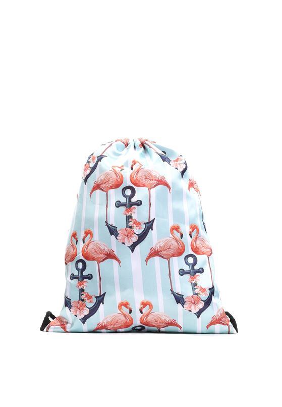 Niebieski Plecak The Tropics