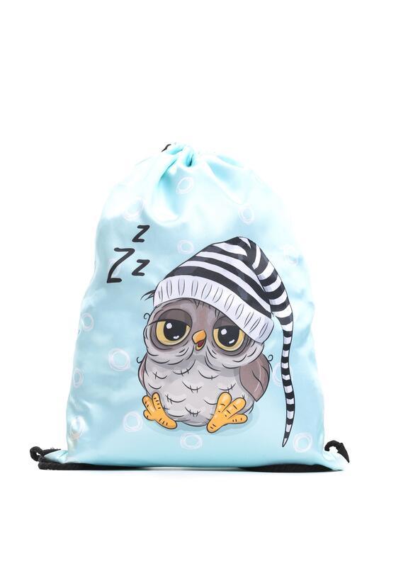 Miętowy Plecak So Cute