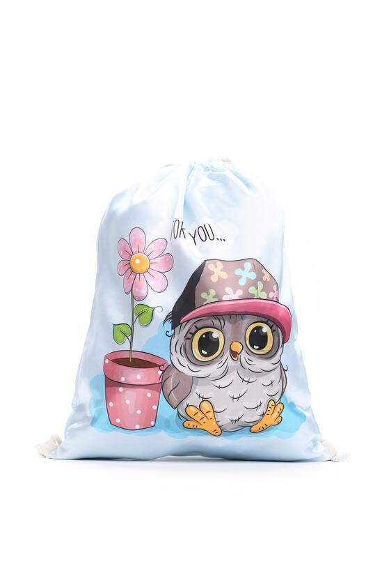 Jasnoniebieski Plecak So Cute