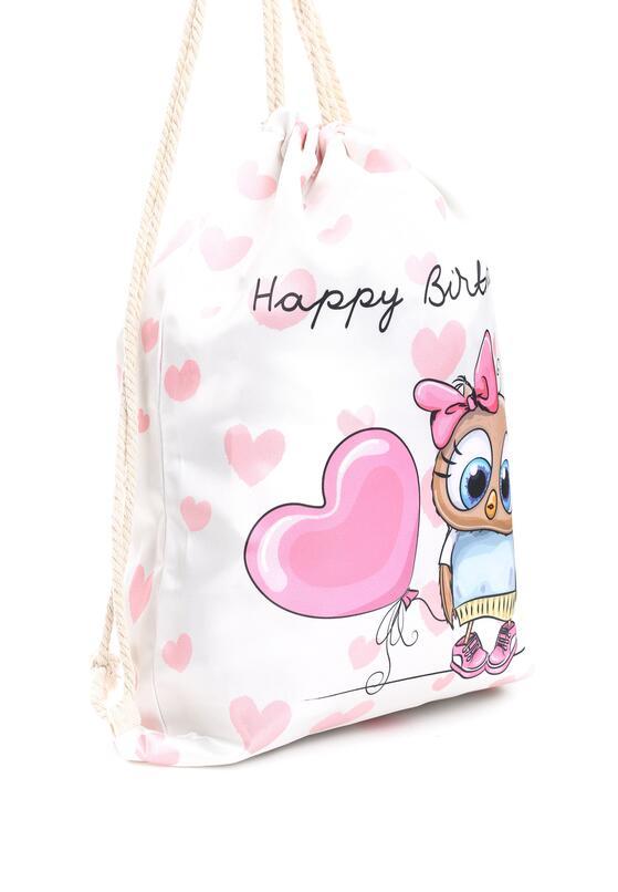 Kremowy Plecak So Cute