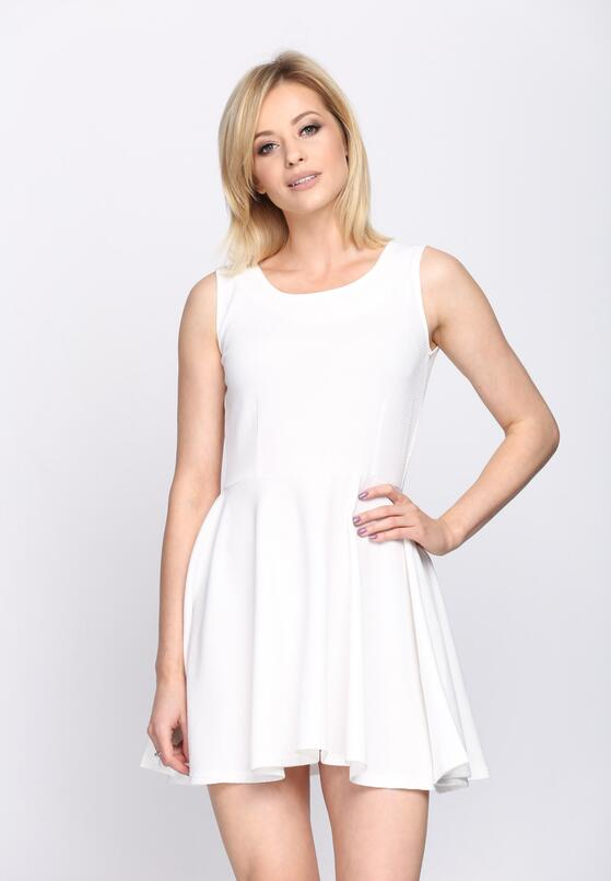 Biała Sukienka Otherness