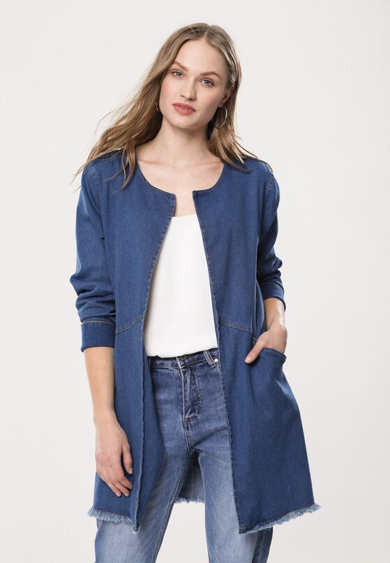 Niebieski Płaszcz I Just Want