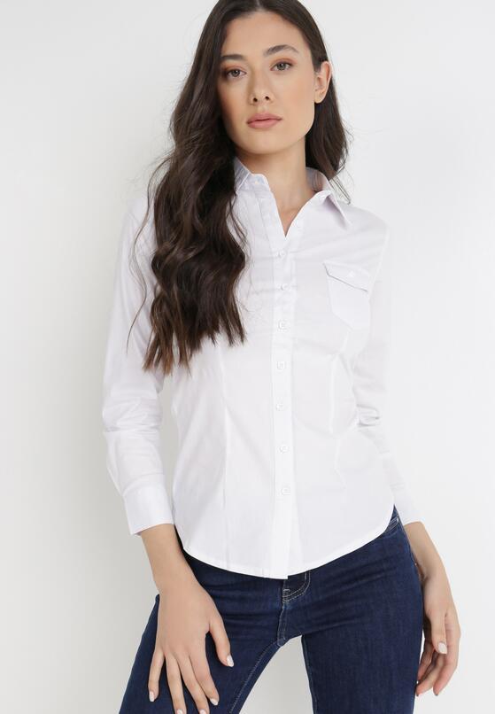 Biała Koszula Adequation