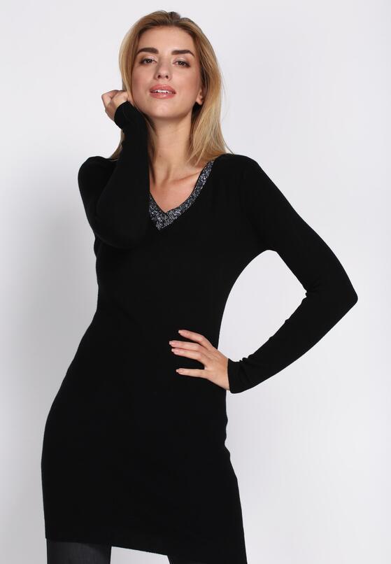 Czarna Sukienka By Now