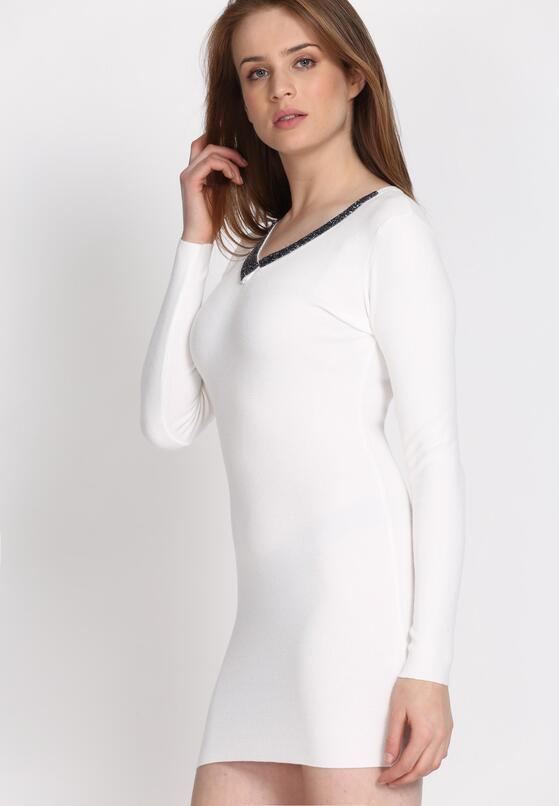 Biała Sukienka By Now