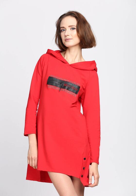 Czerwona Sukienka Good Influence