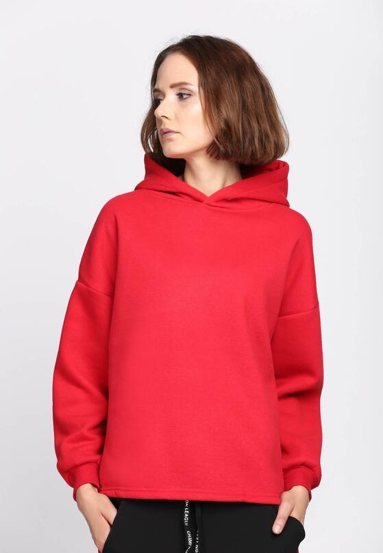 Czerwona Bluza Decrease