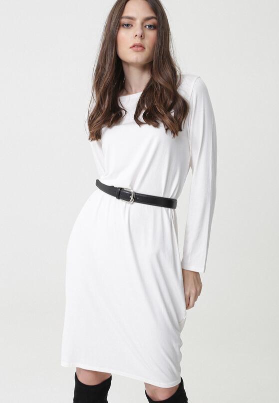 Biała Sukienka Gracious Life