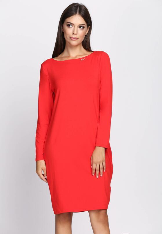 Czerwona Sukienka Gracious Life