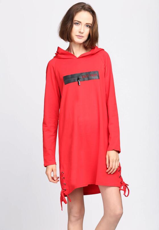 Czerwona Sukienka Are You Ready