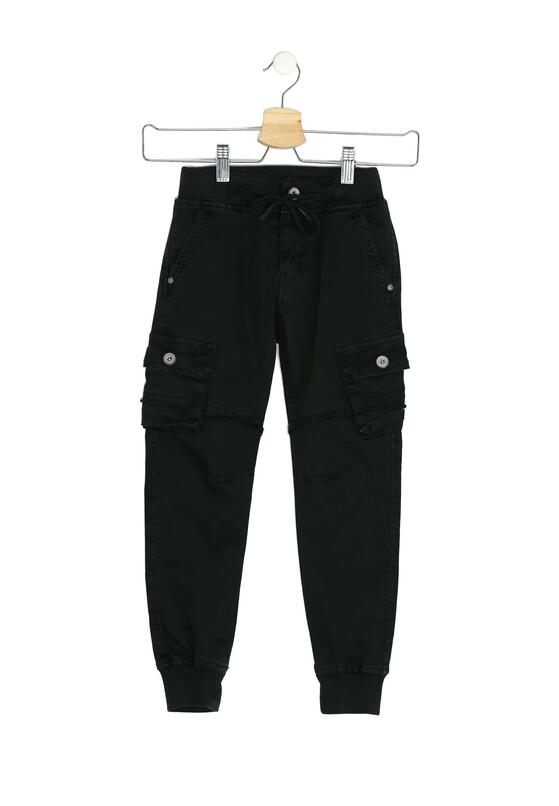 Czarne Spodnie Immortalized