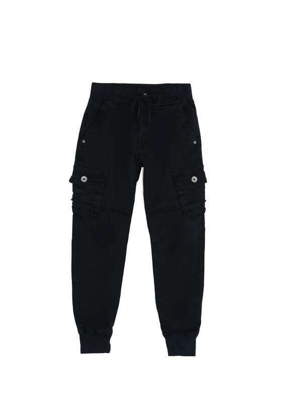 Granatowe Spodnie Immortalized