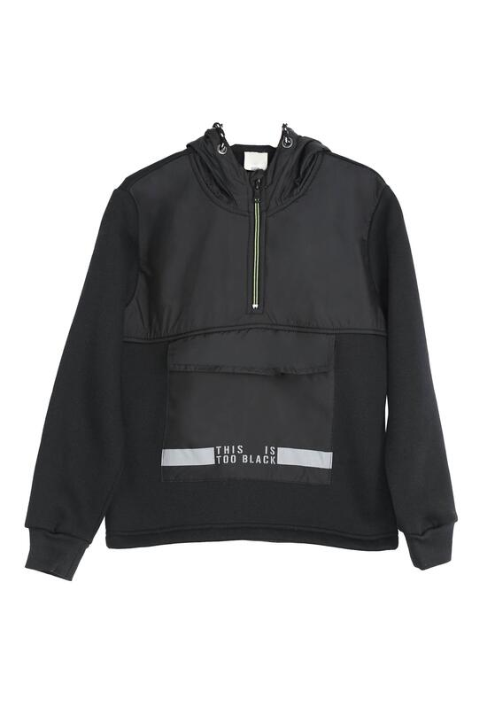Czarna Bluza Compatibility