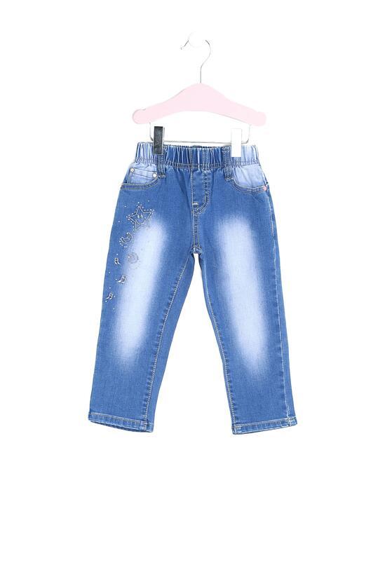 Niebieskie Jeansy Natural Cause