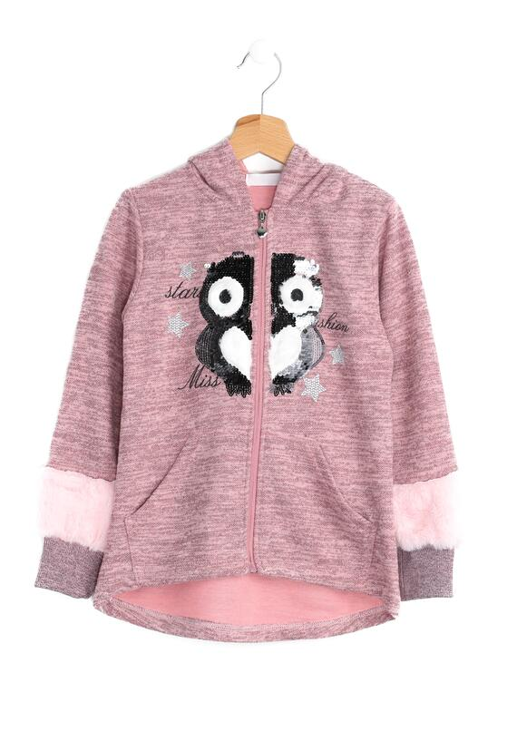 Różowa Bluza Frosting