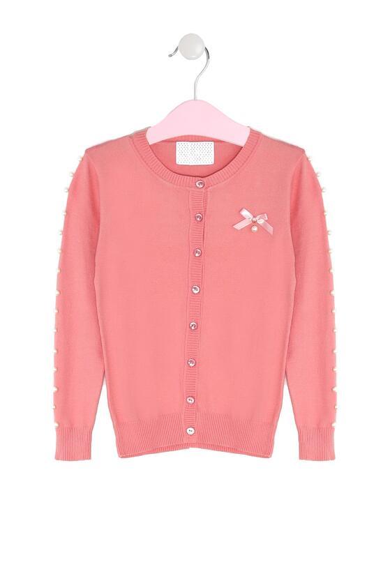 Różowy Sweter Turning Back