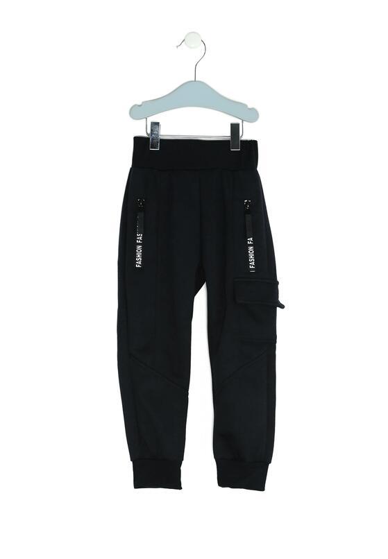 Granatowe Spodnie Dresowe Spodnie The Other