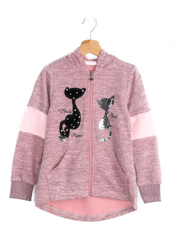 Różowa Bluza Creation