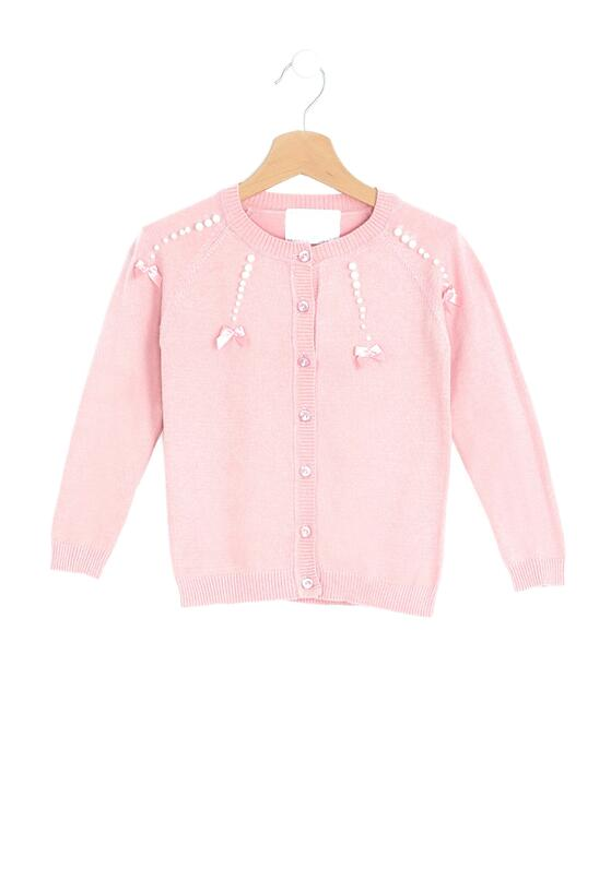 Różowy Sweter Seek And Love
