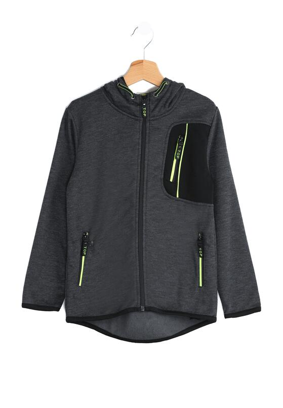 Czarno-Zielona Bluza Incomparability