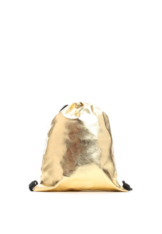Złoty Plecak Sparkling Diamond