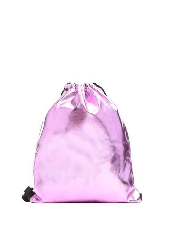 Różowy Plecak Sparkling Diamond