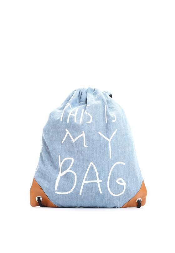 Niebieski Plecak Only Mine