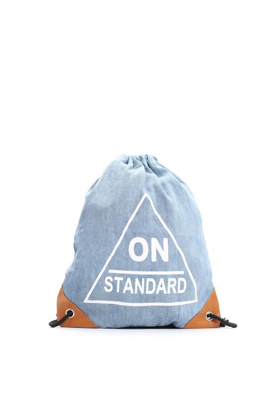 Niebieski Plecak Old Way