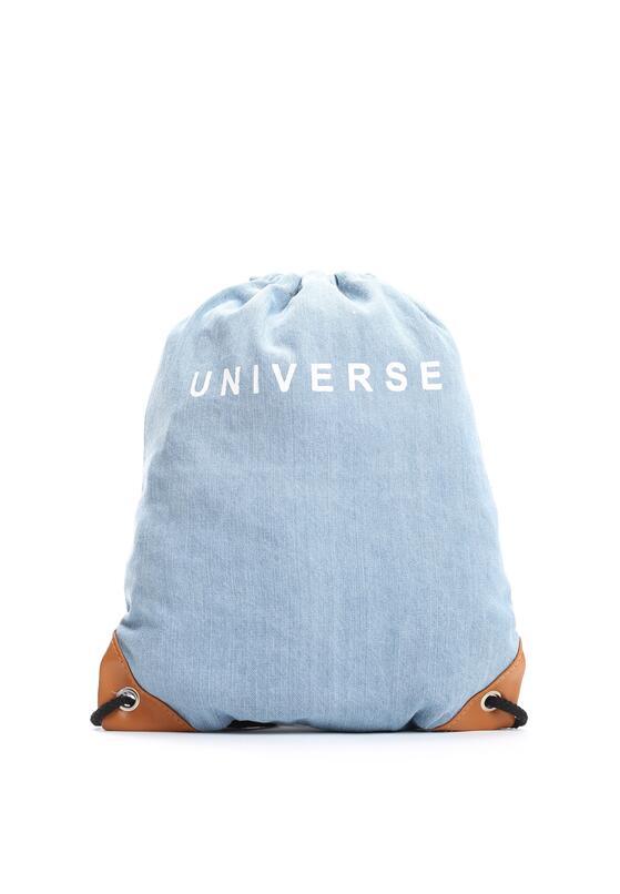 Niebieski Plecak Universe
