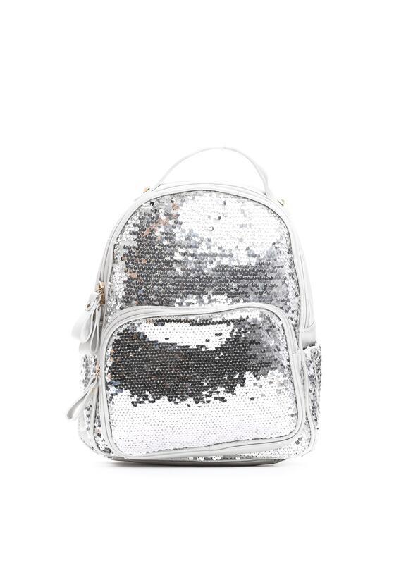 Srebrny Plecak Aspiration