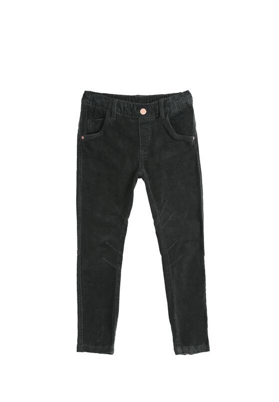 Ciemnozielone Spodnie Never Cared