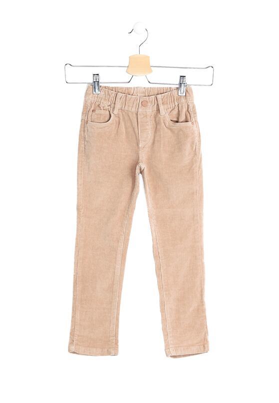 Beżowe Spodnie Disengage