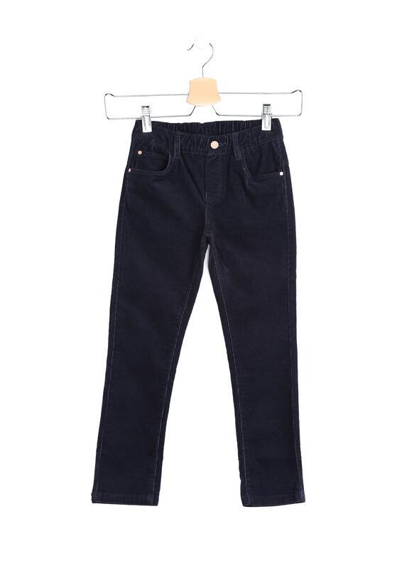Granatowe Spodnie Disengage
