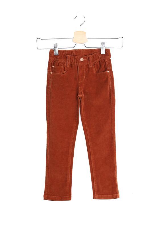 Camelowe Spodnie Disengage