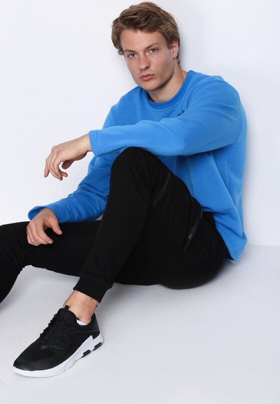 Niebieska Bluza You See Me