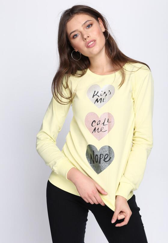 Żółta Bluza Stay Away