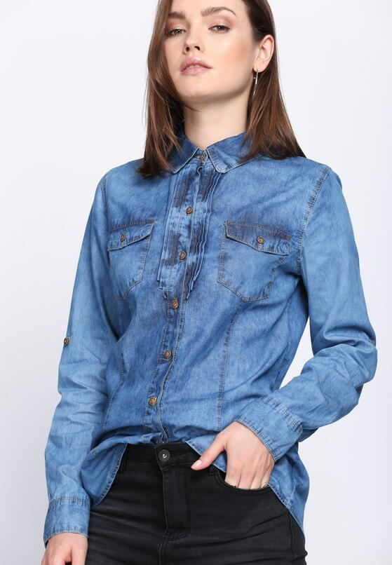 Niebieska Koszula Private Show