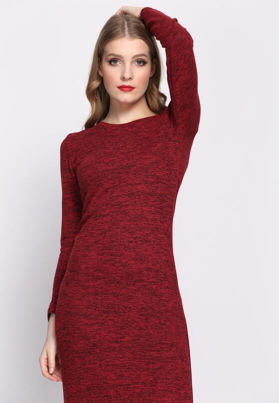 Czerwona Sukienka Seven Wishes
