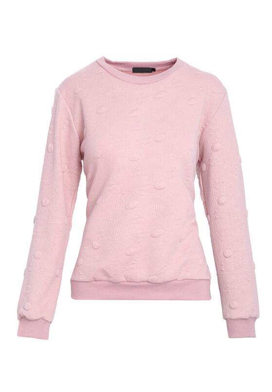 Różowa Bluza Knowing Me
