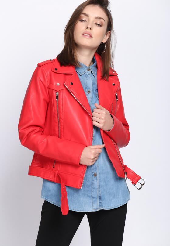 Czerwona Ramoneska Carefree