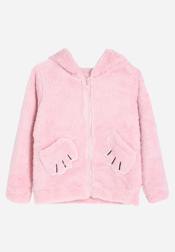 Różowa Bluza Lazy Lullaby