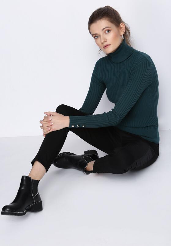 Czarne Spodnie Understanding