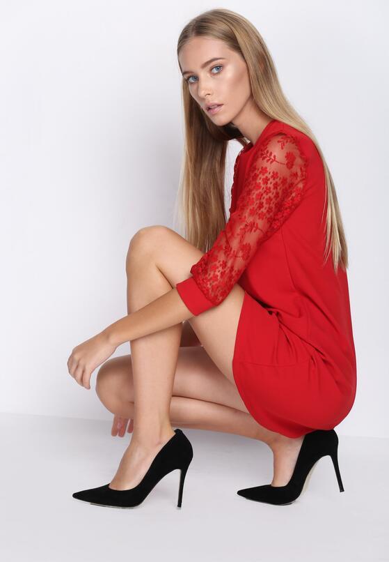 Czerwona Sukienka Nicest Place