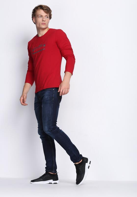 Czerwona Koszulka Blow Like