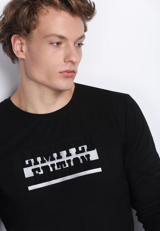 Czarna Koszulka Blow Like