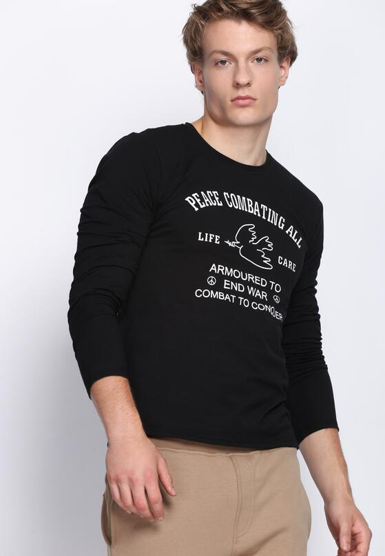 Czarna Koszulka Armoured